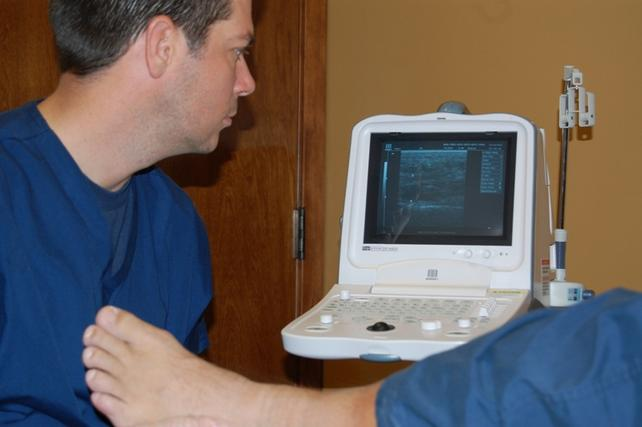 Digital ultrasonography