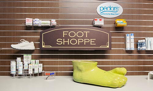 Foot Shoppe at Capital Foot & Ankle